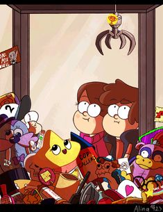 29 Super Ideas for funny cartoons drawings gravity falls Gravity Falls Anime, Gravity Falls Comics, Disney Cartoons, Funny Cartoons, Dipper E Mabel, Desenhos Gravity Falls, Gavity Falls, Pinecest, Dipcifica