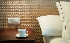 Smart appliances - 11 Amazing Things Found in the Hotel Room of the Future | Travel + Leisure