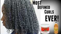 How to: MOST DEFINED CURLS EVER! [Video]…