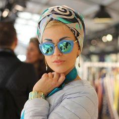 turban haistyle