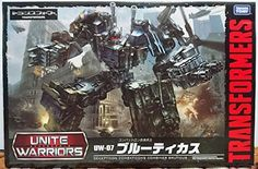 Transformers Takara Tomy Unite Warriors UW07 Combaticons Combiner Bruticus * Learn more by visiting the image link.Note:It is affiliate link to Amazon.