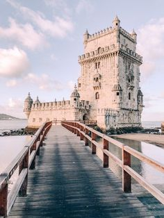 The Perfect Itinerary to a Girl's Weekend in Lisbon Best Places In Portugal, Visit Portugal, Spain And Portugal, Belem Portugal, Cool Places To Visit, Places To Travel, Places To Go, Travel Destinations, Lisbon Map