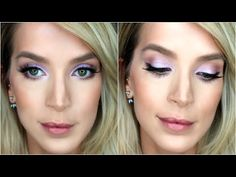 Everyday Casual Mermaid Makeup Tutorial | leighannsays - YouTube