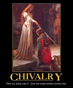 """""""For take my word for it that dukes and kings were gathered in this noble company for love and for the spread of chivalry."""" ~ Geoffrey Chaucer, The Canterbury Tales (The Knight's Tale)"""