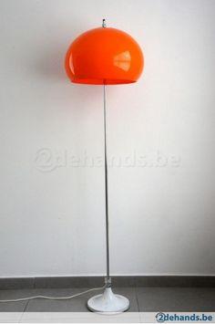 Vintage Design Vloerlamp