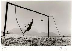Thomaz Farkas - Praia de Copacabana, Rio de Janeiro, 1947