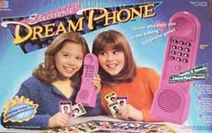 Dream Phone = I know who it is but i'm not telling.... haha