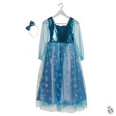 Elsa Kostümü Kiz Çocuk 160,00 TL ve ücretsiz kargo ile n11.com'da! Kostüm fiyatı Çocuk Giyim