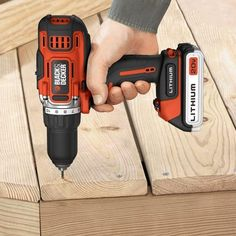 Want to know about drills wood? Read on! Cordless Drill Reviews, Drills, Good Things, Air Compressor, Stuff To Buy, Wood, Table, Woodwind Instrument, Timber Wood