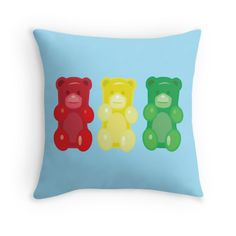 Gummy Bears, stop, set, go!