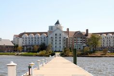 Stay at the Chesapeake Hyatt for a fun family trip.  Read the Our Kids review.