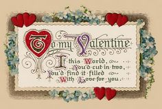 My Valentine Poems | valentine poems for 14 february margmax 2011th valentine poems be my ...