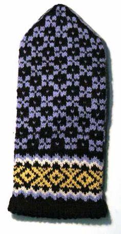 mittens 3219 Mittens Pattern, Mitten Gloves, Folklore, Knit Crochet, Knitting Patterns, Hats, Fingerless Gloves, Tricot, Gloves