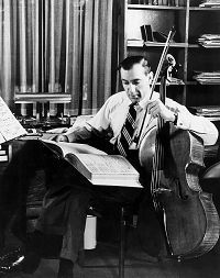 Gregor Piatigorsky (April 17, 1903 – August 6, 1976)