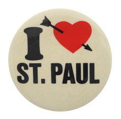 I Heart St. Paul I heart Button Museum