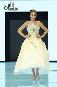 Danat-AlAfrah.Com, 2015 Wedding Dress Collections Presented By Ms. Galia-Fashion Designer & Consultant at Danat Al Afrah...