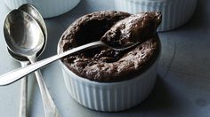 This list, which comes from readers and staff, spans great Western ingredients and reflects the fresh, easygoing way we cook today Chocolate Mousse Cups, Molten Chocolate, Chocolate Desserts, Gluten Free Desserts, Just Desserts, Delicious Desserts, Dessert Recipes, Best Dinner Recipes, Wine Recipes