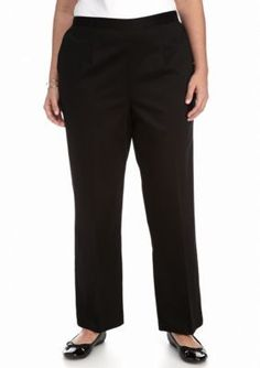 Alfred Dunner  Plus Size City Life Proportioned Short Pant