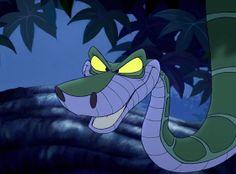 Kaa, The Jungle Book