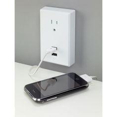 Toma de corriente USB