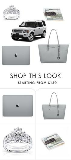 """""""Untitled #337"""" by dollz-n-donz ❤ liked on Polyvore featuring Michael Kors, Kobelli and Royce Leather"""