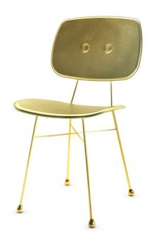 The Golden Chair by Nika Zupanc for Moooi by re-Design, via Flickr