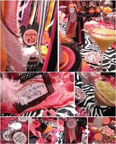 Fiesta de 15 Snack Recipes, Snacks, Chocolate Fondue, Chips, Desserts, Bullet Journal, Events, Decorations, Food