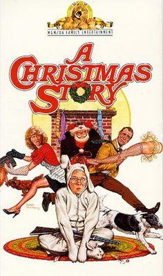 A Christmas Story, VHS release: 1988. Original: 1983.