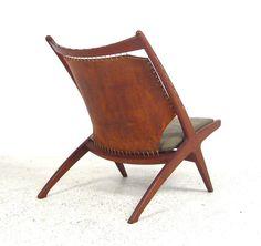 AreaNeo | Frederik Kayser for Gustav Bahus Denmark, Cross chair or Krysset 1956