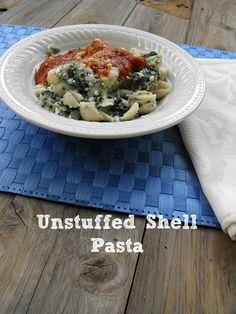 Unstuffed Shell Pasta