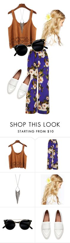 """""""go with the flow"""" by cici411 on Polyvore featuring Dolce&Gabbana, Jules Smith and ASOS"""