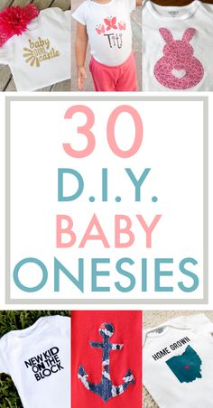 30 D. Baby Onesies, DIY and Crafts, Holy cuteness, Batman! This collection of 30 baby onesies is my one-stop-shop for inspiration! No more wracking my brain for shower gift ideas. Do It Yourself Baby, Baby Girl Tutu, Diy Bebe, Silhouette Cameo Projects, Baby Crafts, Vinyl Projects, Batman, Baby Sewing, Diy For Kids