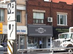 Baker & Scone http://bakerandscone.com 693 St. Clair Avenue West, Toronto M6C 1B2 Closed Mondays & Tuesdays. All other days open from 8am except Sunday open @ 9 am.
