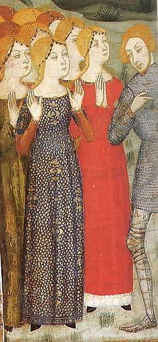 1385 St Stephen Altarpiece - Noguera - Museum of Catalan Art | Flickr - Photo Sharing!
