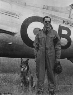 When RAF gunner Robert Bozdech crashed near a French farmhouse, the last thing he expected to find was the German shepherd puppy, Antis. But the two became inseparable. The dog stowed away aboard Robert's aircraft, risking death and injury. He saved lives by alerting squadron members to approaching Luftwaffe planes before the humans could hear or see them..Eventually Antis was awarded the UK Dickin medal for 'outstanding devotion to duty'