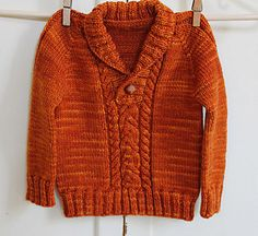 Abernathy Sweater pattern by Terri Kruse - absolutely love this! Sizes: 12m [18m, 2, 4, 6, 8]
