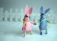 so dear!  http://www.etsy.com/listing/69757452/mini-spring-bunny