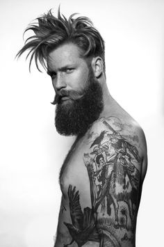Beard Lover: 100 Gentle Beard Styles For Men To Try This Year. Lover: 45 Cool Short and Full Beard Styles for Men. Epic Beard, Sexy Beard, Full Beard, Great Beards, Awesome Beards, Beard Styles Images, Modern Beard Styles, Bart Styles, Hair And Beard Styles