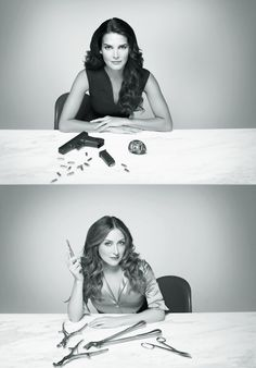 Rizzoli & Isles. Obsessed with all the R and I stuff on my feed. <3
