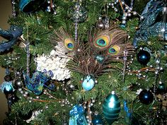 It's a Peacock Christmas :)