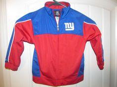 5e45e050e New York Giants Jacket - Reebok Toddler 4T  Reebok  NewYorkGiants Toddler  Jerseys
