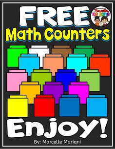 FREE MATH COUNTERS CLIPART