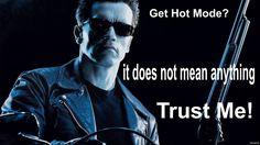Terminator 2 HOT MODE! POOR HOT MODE ! (((