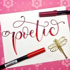 "Agnes Challigraphy (@agnescalligraphy) Instagram-hozzászólása: ""Day 16 of #happyletteringchallenge by @happyletteringchallenge @chrystalizabeth @tjt.design and…"""