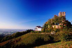 Windeck Castle Ruin - Germany