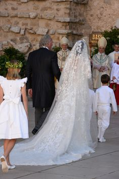 Religious Wedding Of Prince Felix Of Luxembourg