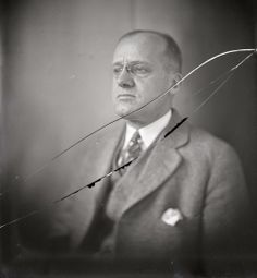 Harvey Jordan, former Dean of the University of Virginia School of Medicine, circa 1920-1930