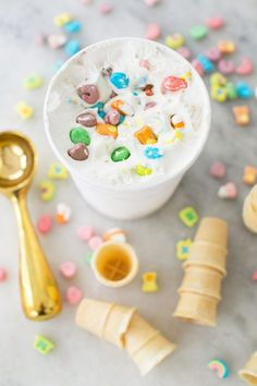 Lucky Charms Ice Cre