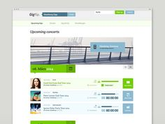 Gigflip Website