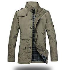 Cheap Men's Coats & Trench Coats Online | Men's Coats & Trench Coats for 2016